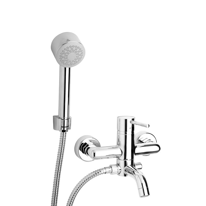 grifo bañera cromo 72ppp